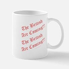 The British Are Coming! Mug