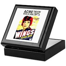 Wings Keepsake Box