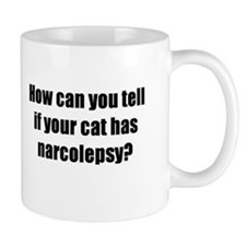 Cat Narcolepsy (Mug)