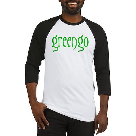 greengo Baseball Jersey
