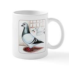 Giant Homer Pigeon Mug