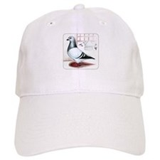 Giant Homer Pigeon Baseball Cap