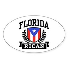 Florida Rican Decal