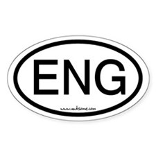 """ENG"" Decal"