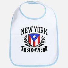 New York Rican Bib