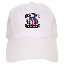 New York Rican Baseball Cap