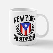 New York Rican Mug
