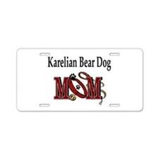 Karelian Bear Dog Aluminum License Plate