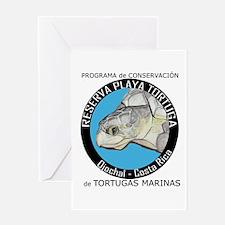 Marine Turtle Program Greeting Card