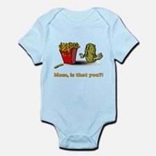 French Fries Infant Bodysuit