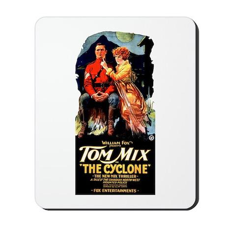The Cyclone Mousepad