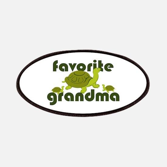 Favorite Grandma Patches