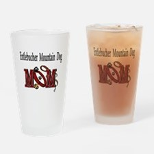 Entlebucher Mountain Dog Pint Glass