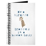 Giraffe Journals & Spiral Notebooks