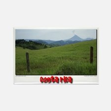 Costa Rica (6) Rectangle Magnet