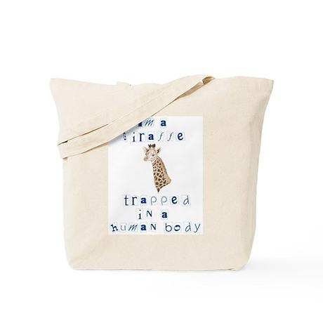I'm a Giraffe Tote Bag