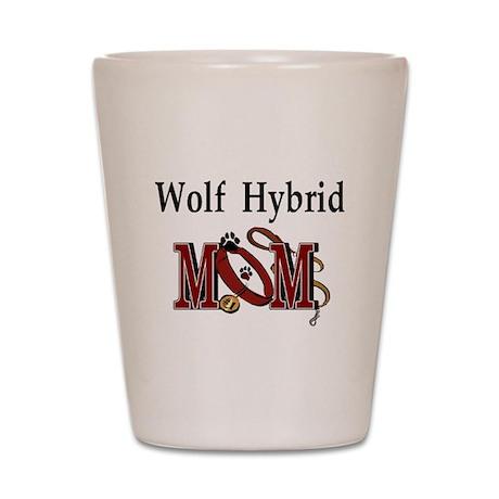 Wolf Hybrid Shot Glass