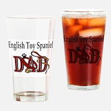 English Toy Spaniel Pint Glass