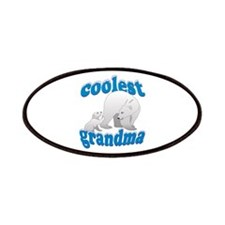 Coolest Grandma Patches