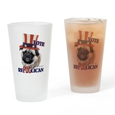 RePUGlican Pint Glass