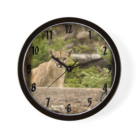 "BEST SELLER!! ""Ghost Cat"" Wall Clock"