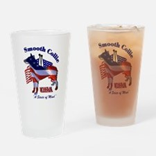Smooth Collie Gifts Pint Glass