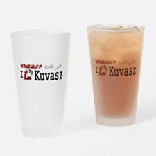 NB_Kuvasz Pint Glass