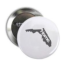 """Florida - Home - Gray 2.25"""" Button"""