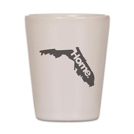 Florida - Home - Gray Shot Glass