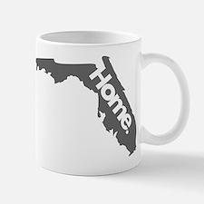 Florida - Home - Gray Mug