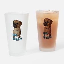 Got Puggle? Pint Glass