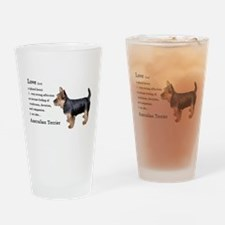 Australian Terrier Gifts Pint Glass