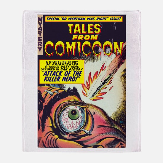 $59.99 Tales from ComicCon Convention Blanket
