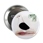 "Saddle Homing Pigeon 2.25"" Button"