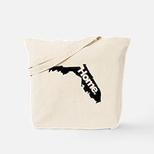 Florida - Home - Black Tote Bag