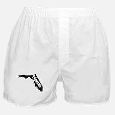 Florida - Home - Black Boxer Shorts