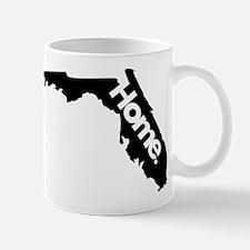 Florida - Home - Black Mug
