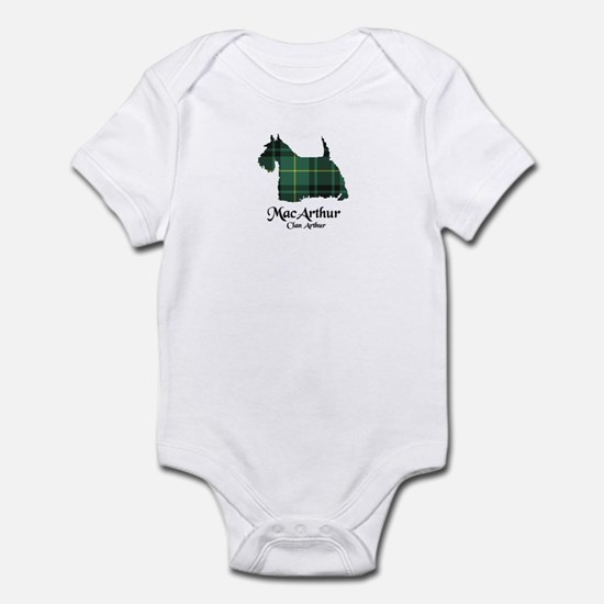Terrier - MacArthur Infant Bodysuit