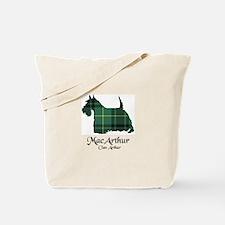 Terrier - MacArthur Tote Bag