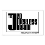 Jed Luckless Band Sticker