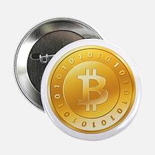"Bitcoins-1 2.25"" Button (10 pack)"