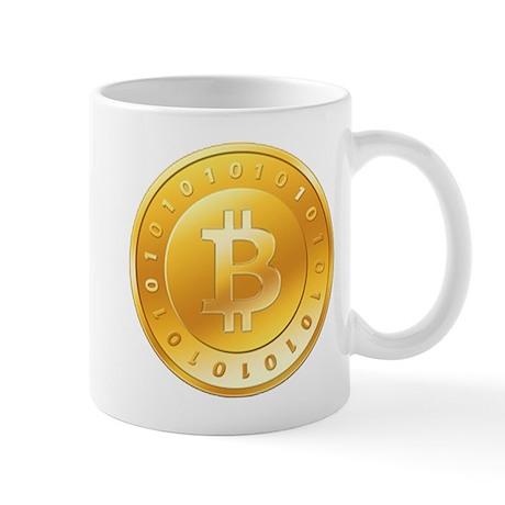 Bitcoins-1 Mug