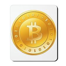 Bitcoins-1 Mousepad