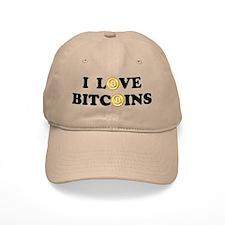 Bitcoins-2 Baseball Cap