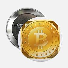 "Bitcoins-3 2.25"" Button (10 pack)"