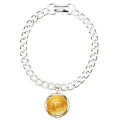 Bitcoins-3 Bracelet