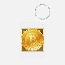 Bitcoins-3 Keychains