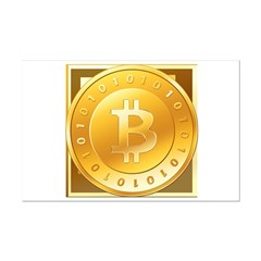 Bitcoins-3 Posters