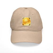 Bitcoins-3 Baseball Cap