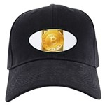 Bitcoins-3 Black Cap